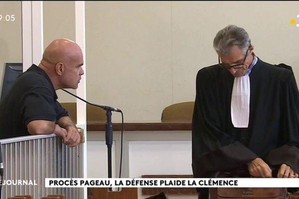 Suite et fin du procès en appel  de Thierry Pageau