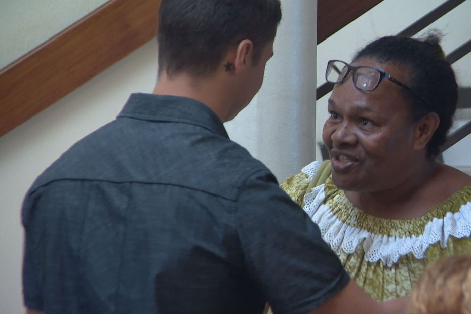 Affaire Toussaint : le prévenu écope de trois ans d'emprisonnement, deux avec sursis - Nouvelle-Calédonie la 1ère