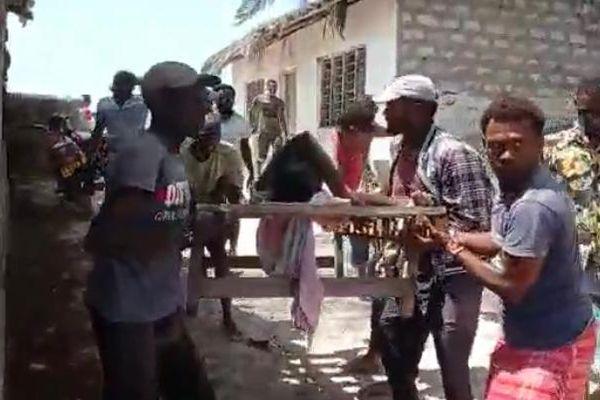 Récit rescapés kwassa à la dérive Kenya