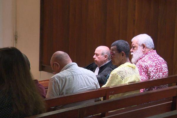 Paul Néaoutyine au tribunal, 29 octobre 2019, délibéré à l'affaire de favoritisme