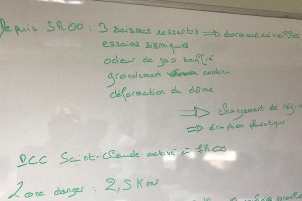 Plan cellule opérationnelle volcan 2019