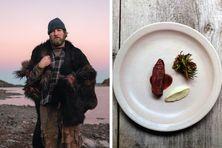 Amoureux de chasse et de pêche, le chef Jeremy Charles rend hommage au terroir terre-neuvien dans ses assiettes.