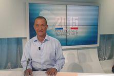 Rodolphe Alexandre vainqueur de l'élection à la Collectivité Territoriale de Guyane