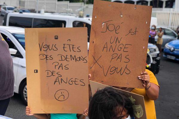 Des Anges de la téléréalité très agressifs — La Réunion