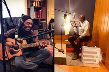 Baco et Jacques Martial prêtent leurs voix à l'histoire d'un djinn à Mayotte
