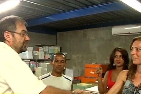 Lutte contre la pauvreté : François Chérèque à La Réunion