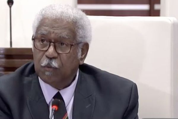 Roch wamytan président du Congres