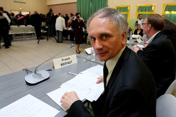 Franck Briffaut, le maire (FN) de Villers-Cotterêts (Aisne, Picardie)