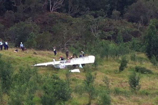 Crash d'un ULM dans l'ouest : deux morts !