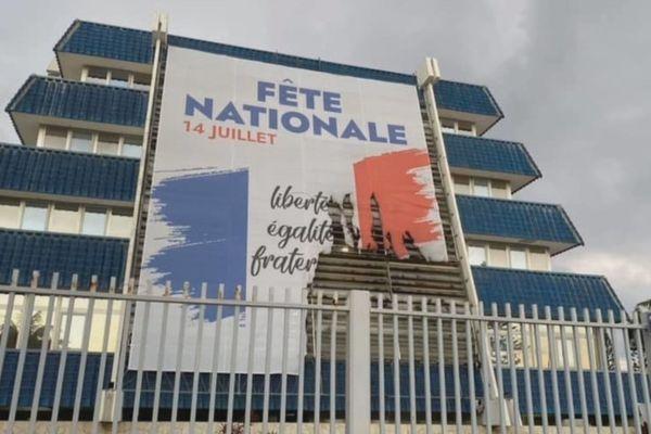 Bâche province Sud