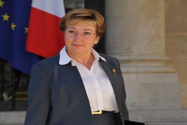 Anne-Marie Escoffier, Ministre déléguée, chargée de la Décentralisation