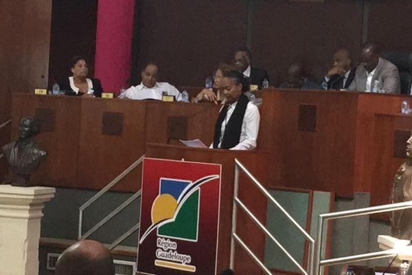 Assemblée Plénière du Conseil Régional