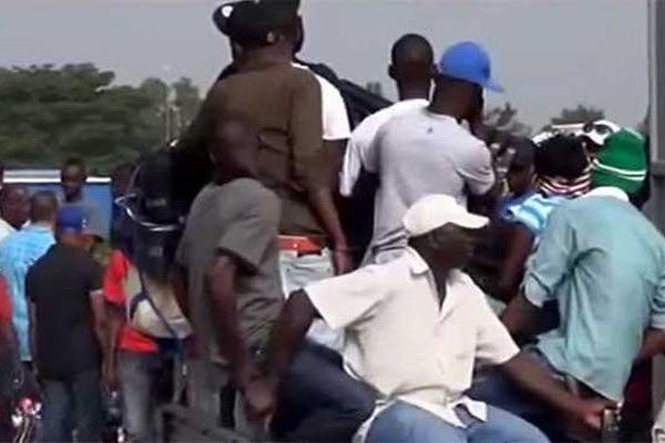 Exode des Haïtiens