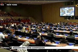 Les élus polynésiens devant la 4ème commission de l'ONU mardi prochain