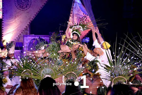 4e soirée Tahiti Ti'a Mai