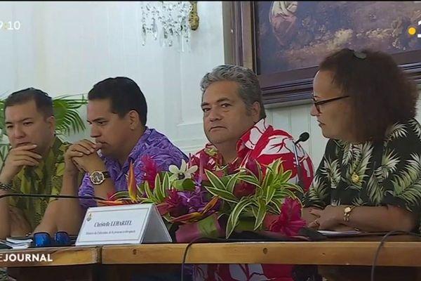 Tehaupo'o et la Tarahuu candidats à l'épreuve des JO de surf en 2024