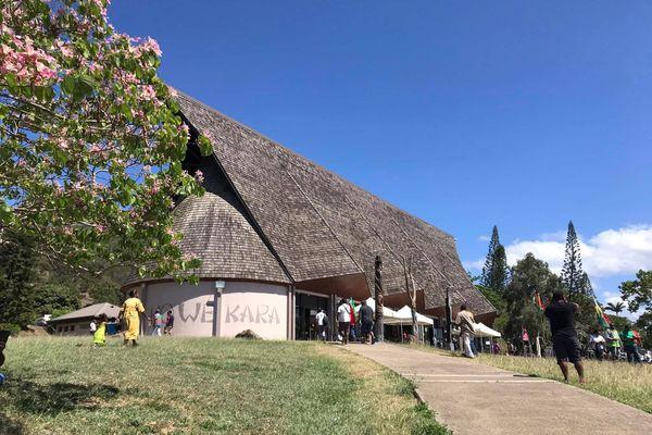 Dossier usine du Sud : mobilisation à Ko We Kara, 20 novembre 2020