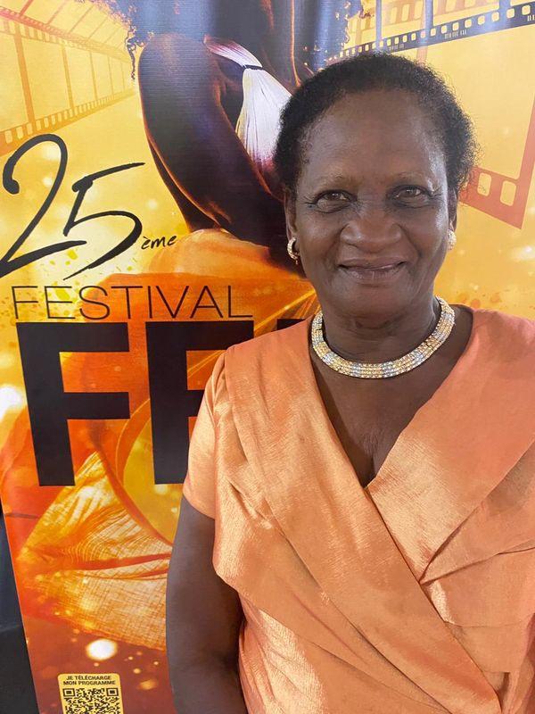 Lucie Major, présidente de l'association ICM (Images et cultures du monde), organisatrice du FEMI