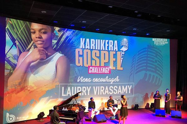 Gospel en Karukéra festival