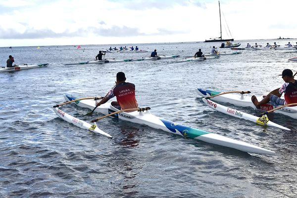 Tahiti Va'a 2018