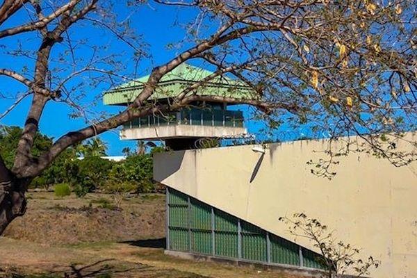 La prison du Port, à La Réunion.