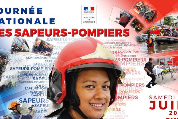 Journée nationale des sapeurs pompiers