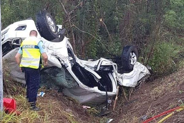 Accident de la Tamoa, 16 février 2019