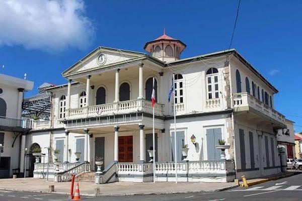 mairie de basse-terre