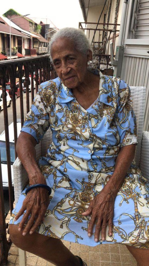Portrait : Emilie Pindard, 103 ans aujourd'hui et un tempérament de feu