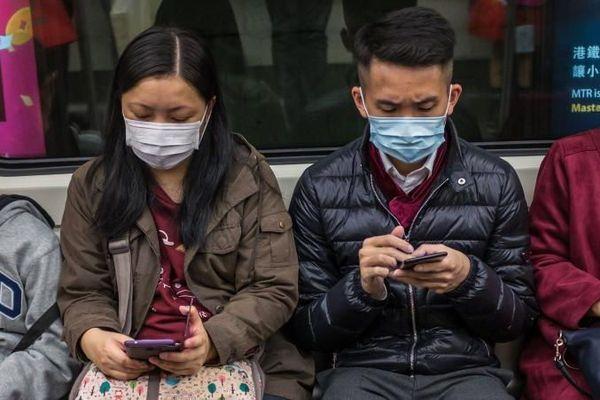 AFP Coronavirus Hong Kong