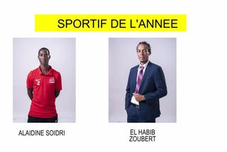 Nominés sportifs 2018 : Alaidine Soidri & El Habib Zoubert