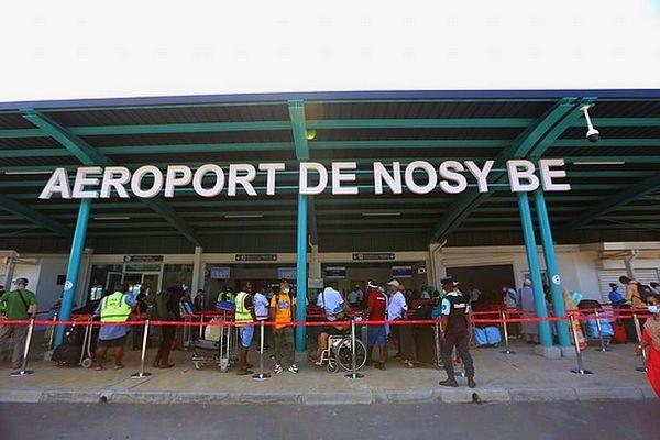 Aéroport de Nosy-Be