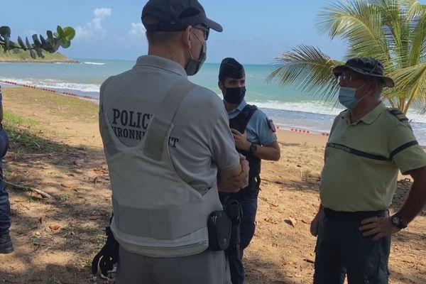 Police des plages 1
