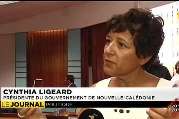 Élection en nouvelle Calédonie.