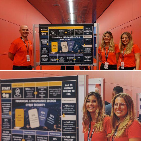 La Calédonienne participé à l'année dernière à la conférence GO Secure