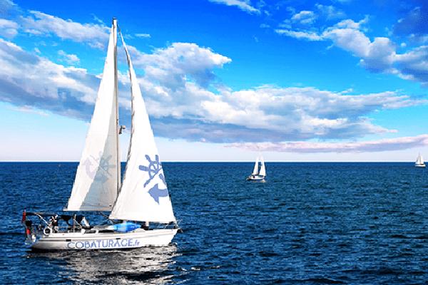 Le cobaturage pour naviguer à moindre coût d'île en île