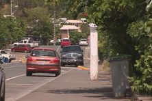 Les faits se sont produits avenue Koenig à Rivière Salée.