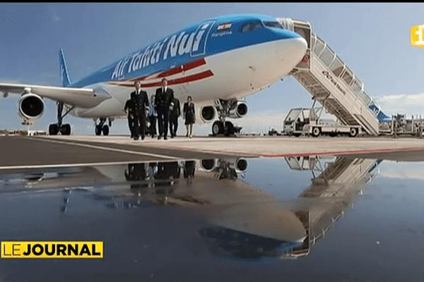 Air Tahiti Nui fête ses 15 ans