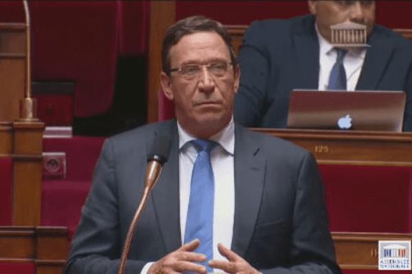 Intervention de Philippe Gomès à l'Assemblée Nationale pour la couverture sociale des étudiants calédoniens