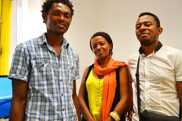 La dreamteam de Mayotte 1ère C'Net en briefing