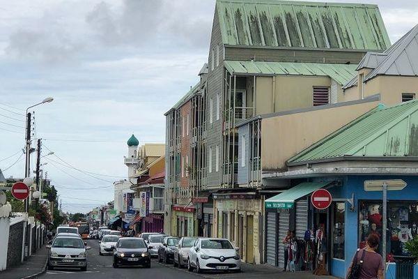 La ville de Saint-André.