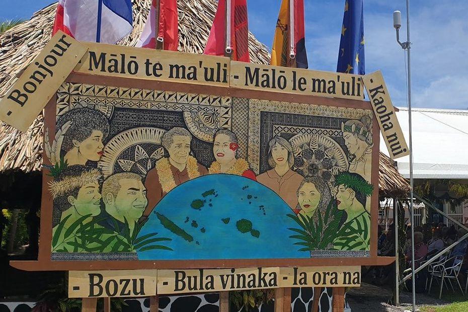 Wallis et Futuna la 1ère - cover