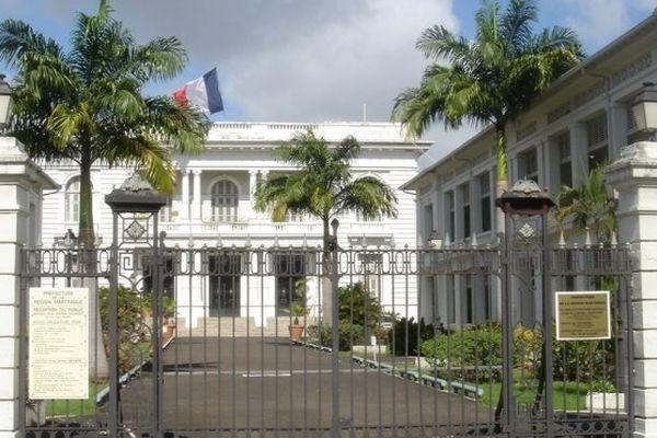 Préfecture de Fort de France