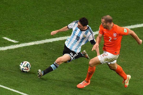 Une demi-finale soporifique entre l'Argentine et les Pays-Bas