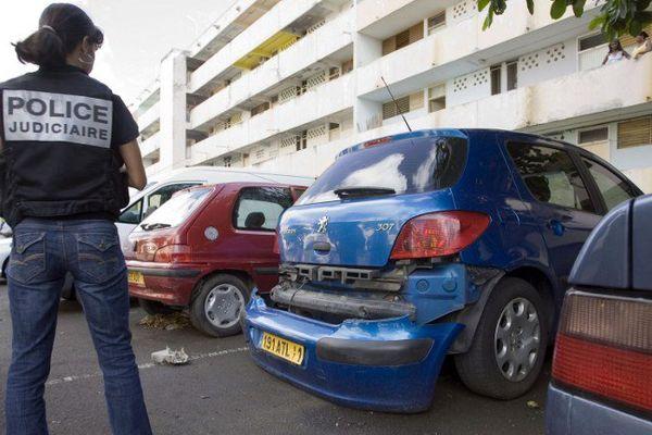 Policière en Guadeloupe
