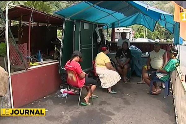 Les habitants de Titioro se fédèrent contre les expulsions