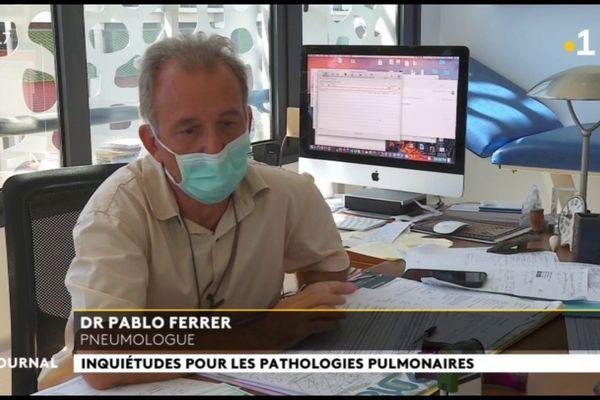 Pathologies respiratoires : inquiétudes face au covid 19