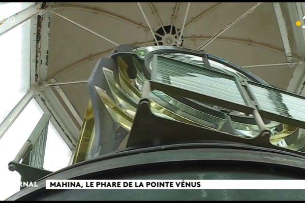 Au cœur du fenua : le phare de la pointe Vénus