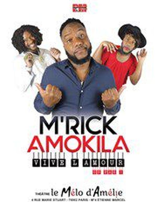 Mrick Amokila