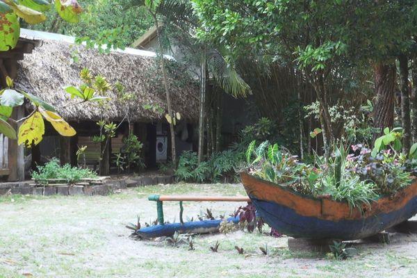 """Eric Duval quitte la Réunion en 2000, pour construire son """"refuge"""" à Madagascar"""